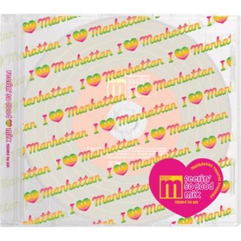 Manhattan Records Manhattan Records Presents Feelin So Mix Hmv Books Lexcd 10008