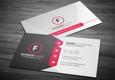 business card template software 10 sle business cards free sle exle format