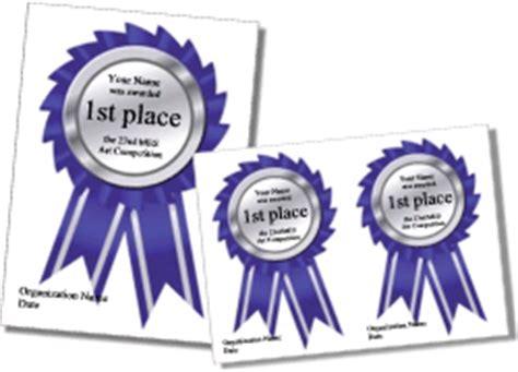printable trophies trophy certificate templates