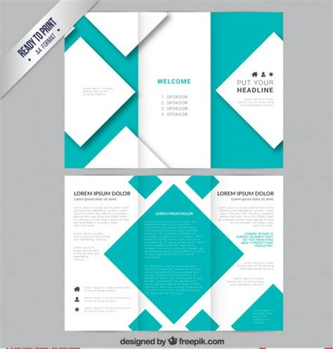 desain brosur free download 30 template desain brosur free download format photoshop