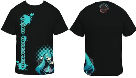 design t shirt anime page 6