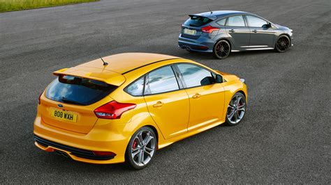 2015 ford focus st colour guide carwow