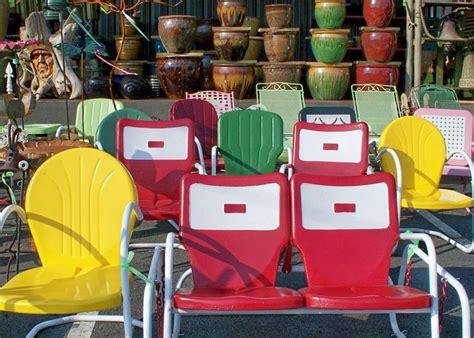 vintage lawn chairs toronto best 25 vintage patio furniture ideas on