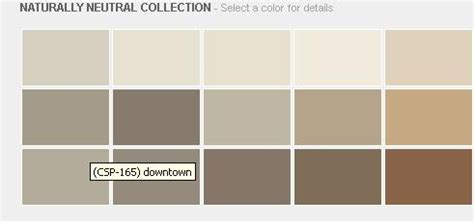 neutral earth tone paint colors