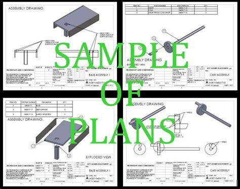 Hardy Hammer Plans Plans For A Blacksmith Power Hammer