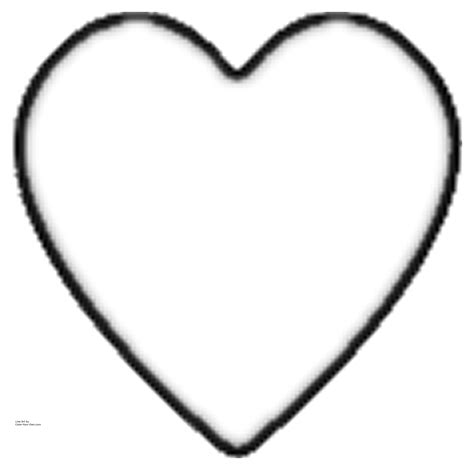 coloring page heart new calendar template site