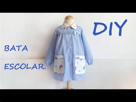 como hacer bata o blusa de medicodoctorenfermera babis para escolares curso 2013 2014 a juego con batas
