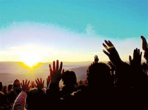 imagenes de gente orando a dios ii retiro de zona