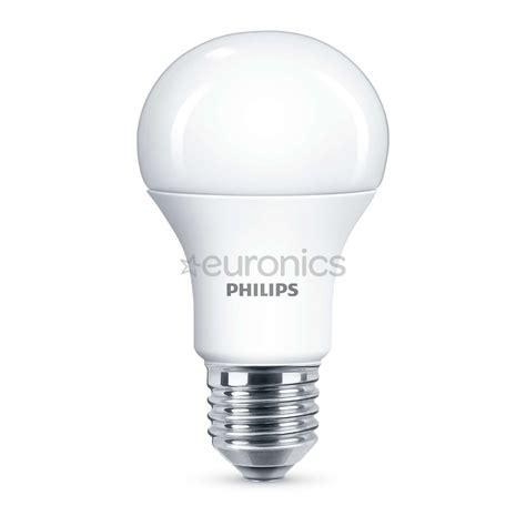 philips led light bulb led bulb philips e27 8w 806 lm 929001234301