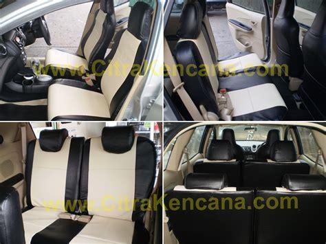 Sarung Jok Mobil Honda Mobilio 5 baru promo sarung jok honda mobilio