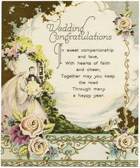 Wedding Card Congratulations by Wedding Congratulations Quotes Quotesgram