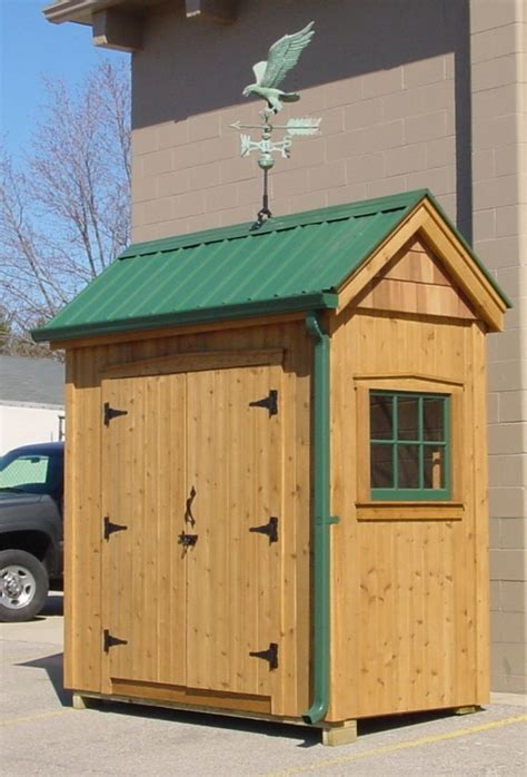 4x4 Shed by Garden Sheds