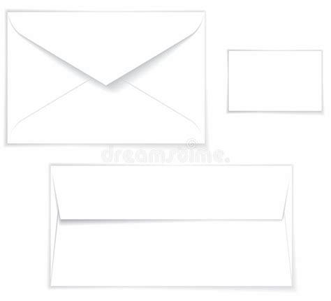 envelope layout template vector envelope layout stock vector illustration of mail cover