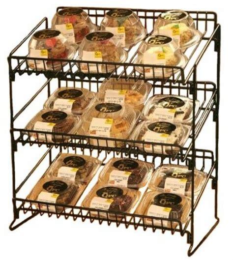 display snacks rack gas station counter rack
