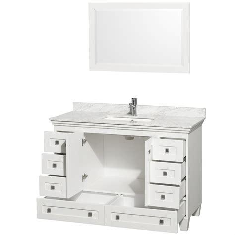 bathroom cabinet white vanity  bathroom vanities vanities by size single sink vanities