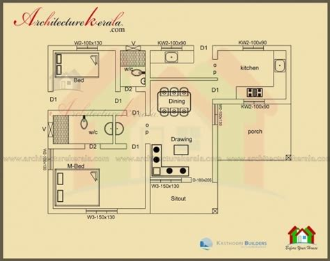 500 sq ft house plans in kerala gorgeous 1000 sq feet house plans 500 sq ft house plans 2 bedrooms in india kerala