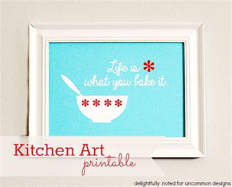 printable kitchen art free kitchen art printable uncommon designs