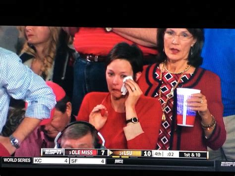 ole miss fan sad fans are sad round 8