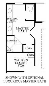 Luxury Master Bathroom Floor Plans by Loudoun Valley The Buckingham The Denham Home Design