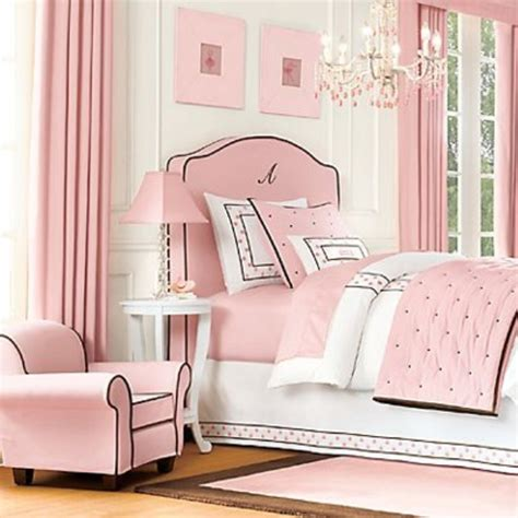 Teenage Pink Bedroom Ideas | 12 cool ideas for black and pink teen girl s bedroom