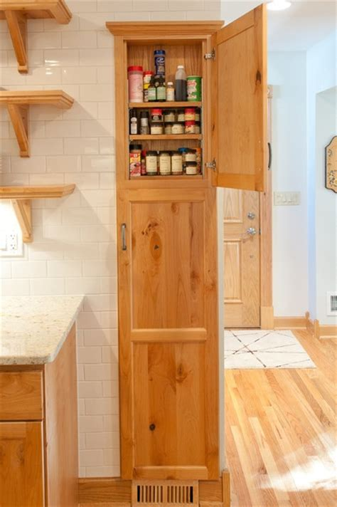 Cape Cod Food Pantry by Classic Cape Cod Traditional Kitchen By