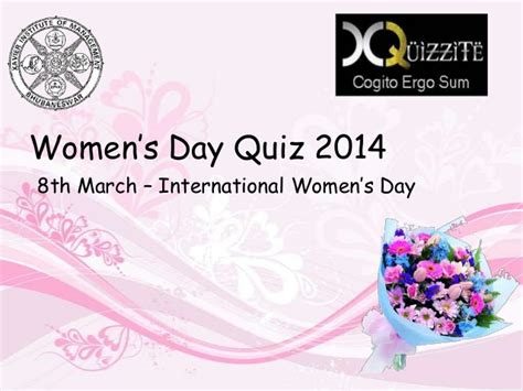 S Day Questions Women S Day Quiz 2014
