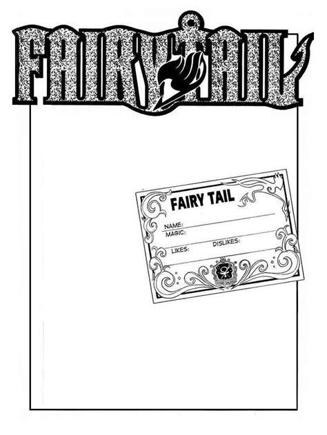 fairy tail oc template by fairytailgirl13 on deviantart