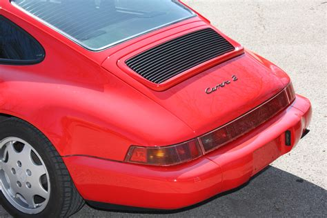 porsche 964 red 1991 porsche 911 964 carrera 2 guards red rennlist