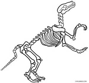 free coloring pages of bones dinosaur pasta skeletons skeleton coloring sheets