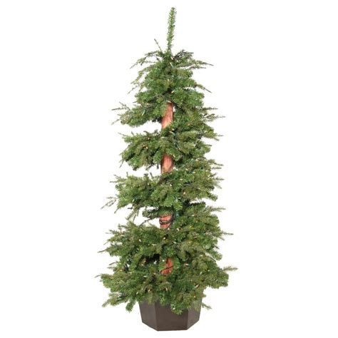 vickerman 09860 5 x 32 quot juniper alpine spiral pot 300