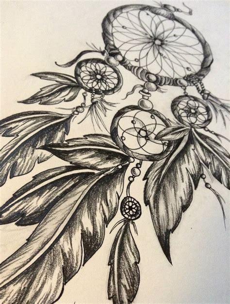 chic tattoo designs boho bohemian hippie style catcher