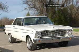 1964 Ford Falcon Sprint 1964 Ford Falcon Futura Sprint 4 3l
