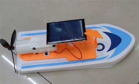 boat powered by car solar toy boats solar powered toy solar boat toy solar