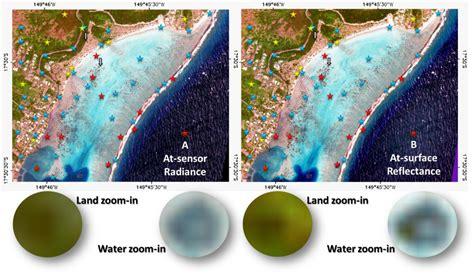 ecol lett remote sensing free text bridging ridge to reef