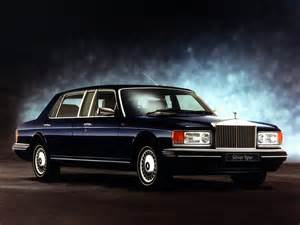 Rolls Royce Silver Spur Limousine Rolls Royce Silver Spur Iv Park Ward Limousine 1995 98