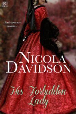 henry forbidden m m lbgt paranormal books 5 things with nicola davidson elizabeth boyle