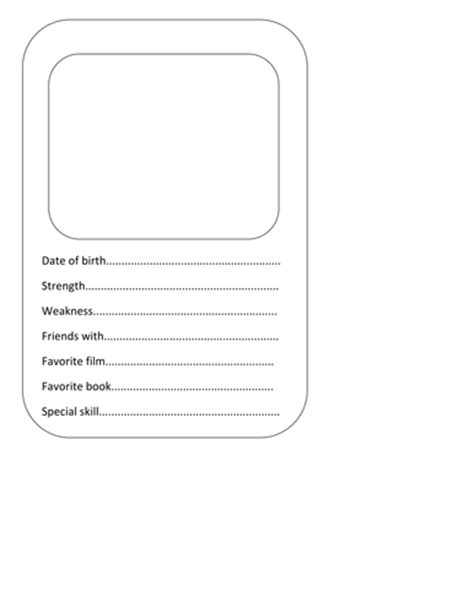 top trumps card template top trumps by ycbc68 teaching resources tes
