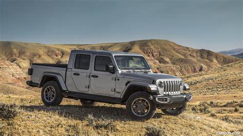 2020 jeep gladiator overland 2020 jeep gladiator overland front three quarter hd