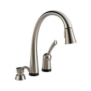 delta kitchen faucets repair 19922t sssd dst manual delta faucet touch2o 174 technology smart solutions delta faucet