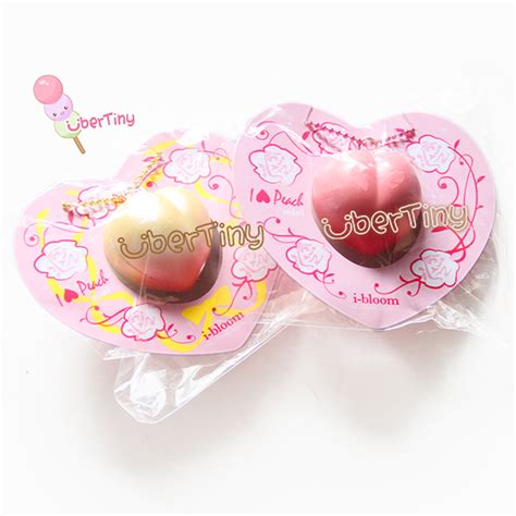 Squishy Licensed Kawaii Mangosteen Fruit Original ibloom mini squishy licensed last few 183 uber