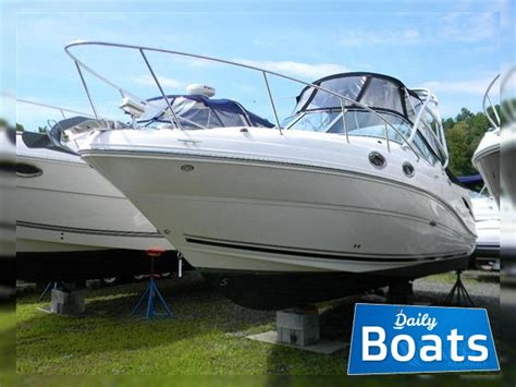 sea ray boats for sale windsor sea ray 270 amberjack for sale daily boats buy review