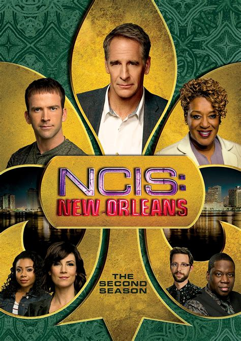 New Season New by Ncis New Orleans Dvd Release Date