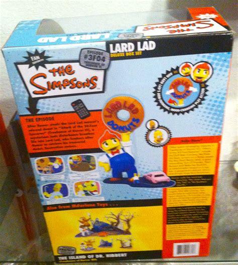 Mcfarlane Simpsons Boxset mcfarlane toys the simpsons figure deluxe boxed set lard lad on storenvy