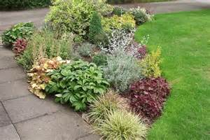 Small Garden Border Ideas Shrub Border Plans Small Garden Border In Leicestershire Designed And Planted By Michael