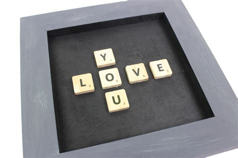 scrabble ey diy scrabble tile wall decor a craft in your day