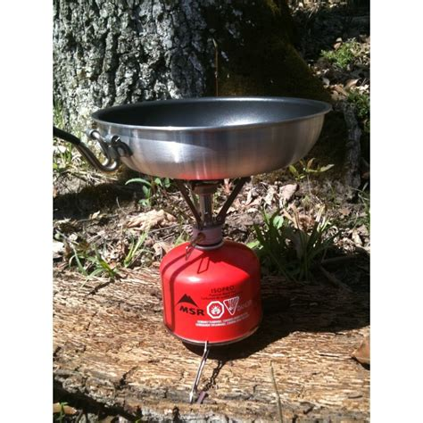 Raket Gosen G Strong 35 Plus msr micro rocket gas stove open air cambridge