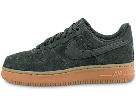 nike air force   vert chaussures femme chausport