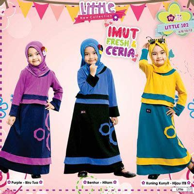 Dress Kaos Anak Ni Hao mutif page 9 rumah madani busana muslim