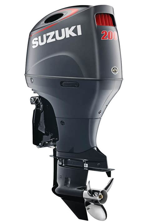 Suzuki Outboard Paint Suzuki Marine Introduces New Models To Outboard Lines