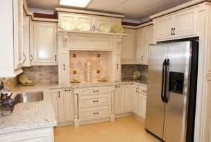 Cream kitchen cabinets with glaze home design ideas